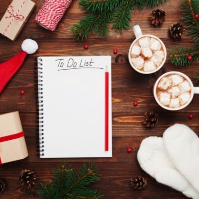 A Blissfully Organised Christmas
