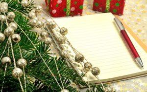 blissfully organised; tracy ross; christmas tips