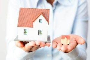 downsizing home; moving to a smaller home; blissfully organised; top tips