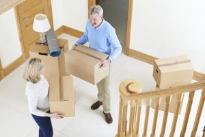downsizing home; top tips to downsize home
