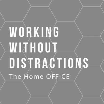 NATIONAL ORGANISING WEEK, DAY 5 – HOME OFFICE ORGANISATION
