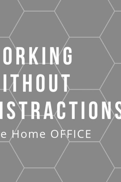 NATIONAL ORGANISING WEEK, DAY 5 – HOME OFFICE ORGANISATION