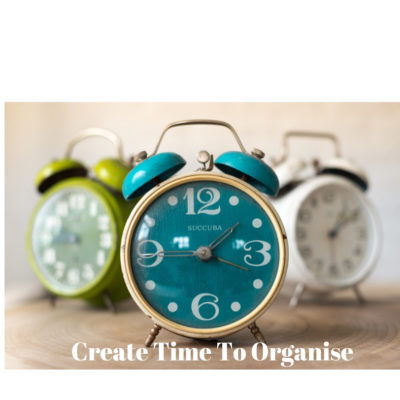 NATIONAL ORGANISING WEEK, DAY ONE – CREATE TIME TO ORGANISE