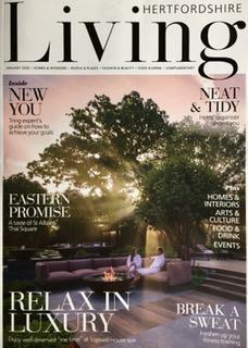 Neat & Tidy – Hertfordshire Living Magazine – January 2020