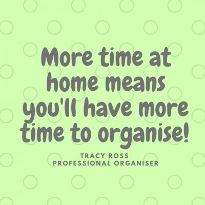 Virtual Organising Consultations Available