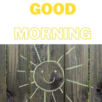 Back To School – Happy Morning Routine