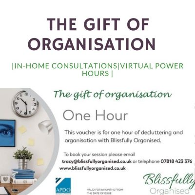 The Gift of Organisation